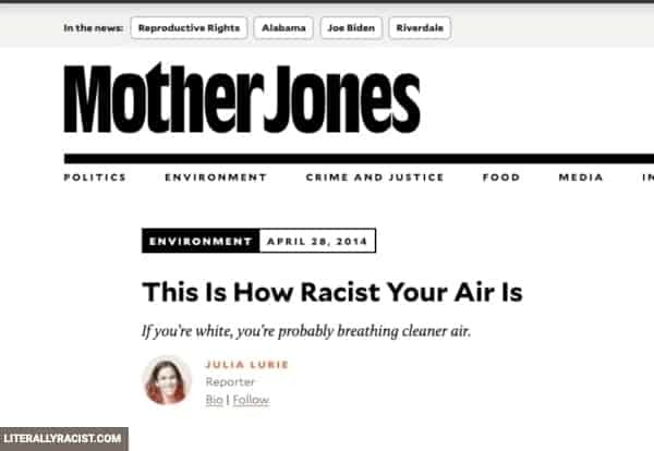 Damn White People And Their Racist Air