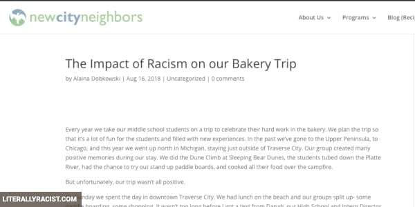 Damn White People And Their Racist Bakeries