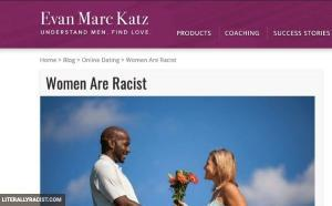 Damn White People And Their Racist White Women Dating Black Men
